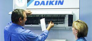 Bảo dưỡng điều hòa Daikin tại hải dương