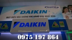 Tháo lắp điều hòa Daikin tại hải dương
